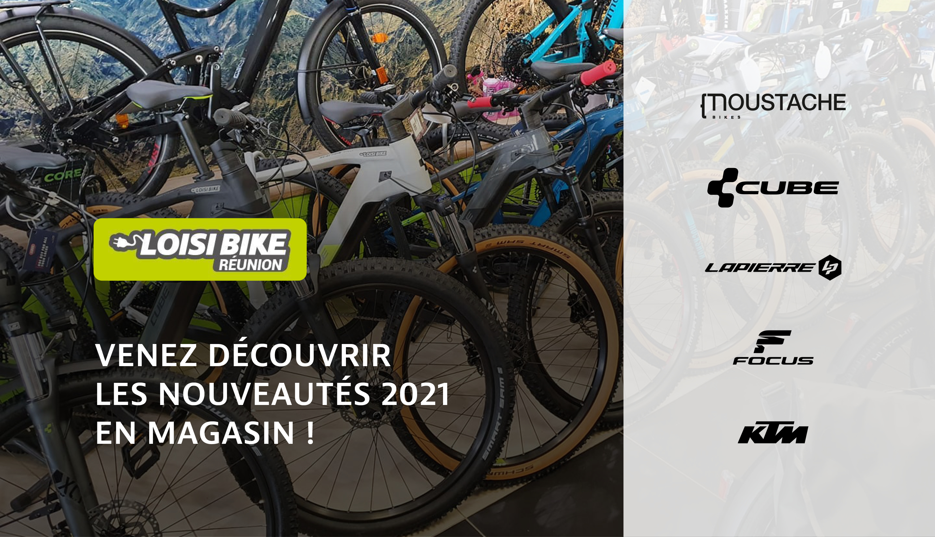 Gamme Loisibike 2021